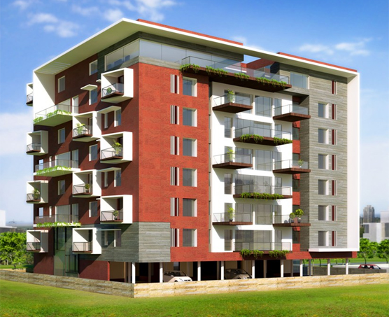 Mokksh - Super Premium Sky Villas by KNJ Authority at College Road Nashik
