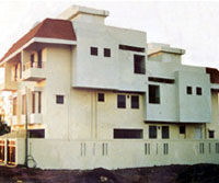 Four Villa Bungalow - A Project by Thakkers Developers Ltd. at Indira Nagar in Nashik