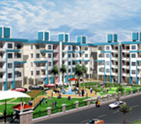 Green Meadows - Project by Sanklecha Constructions at Nashik - Pune Road in Nashik
