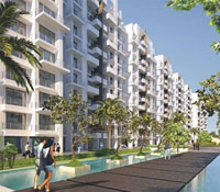 A Residential Project By Ekta World At Mumbai Agra Road