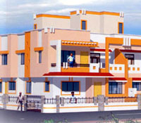 Hari Sankul - A Residential project comprising of row houses at Nashik Road in Nashik.