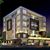 Imperia, a residential property for 2, 3 BHK apartments by Rachana Group at Indiranagar, Nashik.