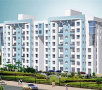 Indigo Park, a residential property for flats by Thakkers Developers Ltd., Mumbai Agra Road, Nashik