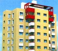 Komal Heights, a residential project by Adwani Builders, Tidke Colony, Nashik