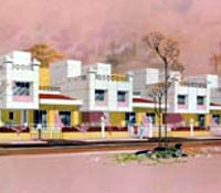 Manohar Nagar - Project by Thakkers Developers Ltd. At Mumbai Agra Road in Nashik