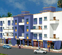 Royale Nest -  A Residential Project comprising of apartments by Subhadra Estates at Nashik Road in Nashik