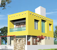 Royale Town, a residential project for bungalows, plots by Subhadra Estates, Gangapur Road