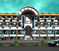 Shiv Complex -   Commercial Project by Suyojit Infrastructure Ltd. at Mumbai Agra Road in Nashik