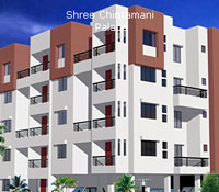 Shree Chintamani Palace - A Residential Project comprising of flats by Shree Buildcon & Associates at Nashik Road in Nashik