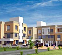 Shree Mangalmurti Garden - Residential Project by Shree Buildcon & Associates at Nashik Pune Road in Nashik