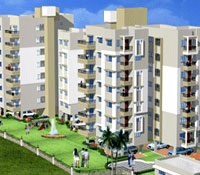 Shree Sukhakarta Palace - Residential Project by Shree Buildcon & Associates at Nashik Pune Road in Nashik