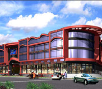 Suyojit City Centre -   Commercial Project by Suyojit Infrastructure Ltd. at Mumbai Naka in Nashik