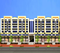 Suyojit Commercial Complex -  A Commercial Project by Suyojit Infrastructure Ltd. at Mumbai Naka in Nashik