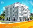 Sai Palace Residency - 1, 2 BHK apartments at Adgaon Nashik.