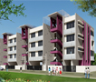 Sai Ganesh Park - 2 BHK luxurious terrace flats at Wadala Nashik.
